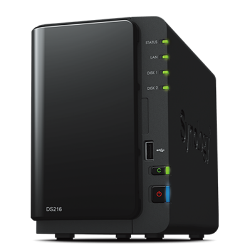 Synology DiskStation DS216 - SEiT Solutions